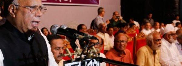 অক্টোবরে বিএনপির আগে মাঠ দখল করবে ১৪ দল: নাসিম