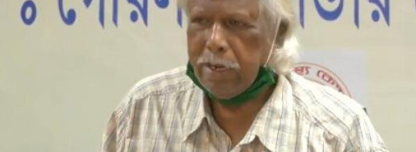 প্লাজমা থেরাপি নিলেন ডা. জাফরুল্লাহ চৌধুরী